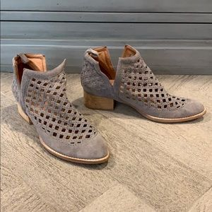 """Jeffrey Campbell """"Taggart"""" booties"""